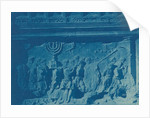 Relief from the Arch of Titus, Rome, Italy by Anonymous