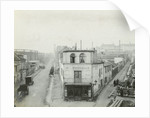 For the construction of the metro in Paris, to break down streets, France by Emmanuel Pottier