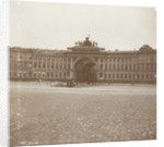 The building of the General Staff on the square for the Hermitage in St. Petersburg Russia by Henry Pauw van Wieldrecht