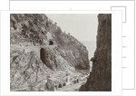Road between Amalfi and Sorrento by Giorgio Sommer
