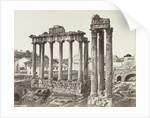 Face in the Roman Forum, Rome by Paul Emile Placet