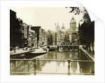 Herengracht, Amsterdam by Anonymous