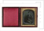 Portrait of Johannes Hubertus Cornelius Lisman by Anonymous