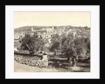 View Hebron, Israel by Frank Mason Good