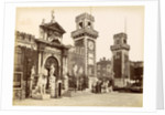 Gateway to the Arsenal in Venice by Carlo Ponti