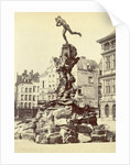 Brabo Fountain, Antwerp by Anonymous
