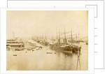 Boats in Port Said Cruise Dragon, Egypt by C. & G. Zangaki