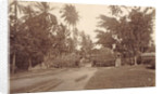 Dutch East Indies, indonesia, western gate of Hataram during Lombok Expedition 1894 by Anonymous