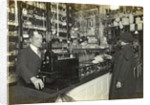 Interior of the drugstore M. Reemers, Nassaustraat 15, Haarlem, Netherlands by Anonymous