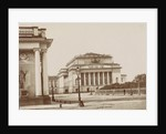 Alexander Theatre in St. Petersburg, Russia by A. Lorens