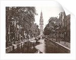 Groenburgwal in Amsterdam by Anonymous