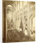 Interior of St. Jan 's-Hertogenbosch by A.G. Schull