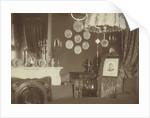 Interior of the house of W.H. van Braam in Arnhem by Anonymous