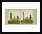 General view of the Antiquities of Monasterboice, County Louth. Ireland by Anonymous