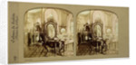 Cabinet de Toilette Château de Saint-Cloud Palace in Saint-Cloud, France by Florent Grau