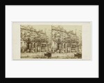 Amsterdam, The Netherlands, Herengracht at the Thorbeckeplein by Pieter Oosterhuis