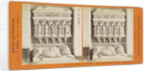 Grab von Foscari you. Lowe vom Grabmal Clemens Berlin, Germany by Johann Friedrich Stiehm