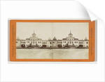 Belvedere Weimar, Germany by H. Selle & E. Linde & Co