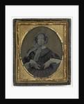 Hannah Thomas, m. John H.Waldusk portrait woman by Anonymous
