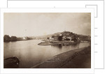Grognon in Namur at the point of interflow of the Meuse and Sambre by GH