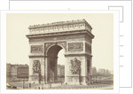 Arc de Triomphe, Paris, France by A. Mansuy