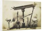 Heliostat and other Instruments. Dubosq-Soleil by C.M. Ferrier & F. von Martens
