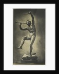 Dancing Faun. (Bronze) Lequesne by Anonymous