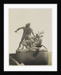 Death of the Stag. (Bronze) Debay by Anonymous