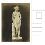 Greek Slave. (Marble) Powers by Anonymous