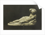 Arethusa. (Marble) Thrupp by Anonymous