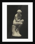 A Bather. (Marble) Lawlor by Anonymous