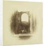 Furness Abbey, North Transept by Roger Fenton