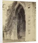 Glastonbury Abbey; Chantry Chapel by William Russell Sedgfield