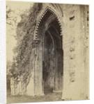 Glastonbury Abbey; Chantry Chapel by William Russell Sedgfield