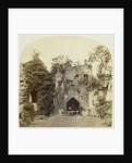 Goodrich Castle by Francis Bedford