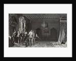Assassinat du Duc de Guise au chateau de Blois by Paul Delaroche