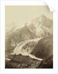 Alpine landscape by Charles Soulier