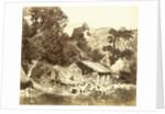 Baskets maker cabin in Naini Tal, Uttar Pradesh, North India by John Murray
