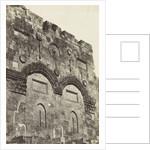 Golden Gate in Jerusalem, Maxime Du Camp by Louis-Désiré Blanquart-Evrard
