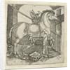 Knight and horse by Albrecht Dürer