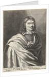 Portrait of Claudius the Grieck by Frederick Hendrick van den Hove
