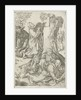 Christ in the Garden of Gethsemane by Martin Schongauer