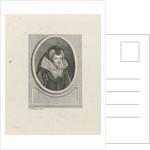 Portrait of Louise de Coligny by Carel Jacob de Huyser