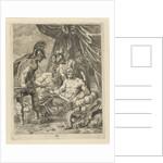 Achilles injures Telephos by Victor Honoré Janssens