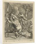 Death of Achilles, J. Alexander Janssens by Victor Honoré Janssens