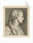 Portrait of an Unknown Woman by Hendrik van Limborch