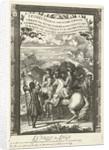 Siege of Liege, 1702 Belgium by Daniël Marot I
