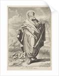 Apostle Matthew by Pieter Schenk I