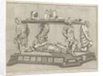 Gravestone for Engelbrecht II by Count of Nassau-Dillenburg-Breda