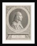 Portrait of Marcello Malpighi by Johannes Kip